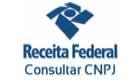 Receita federal - Consultar CNPJ